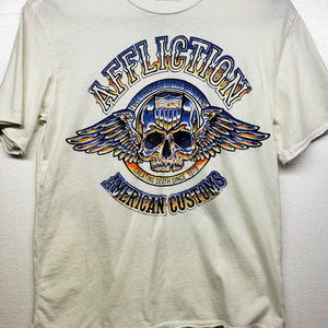 NWOT Affliction Kids